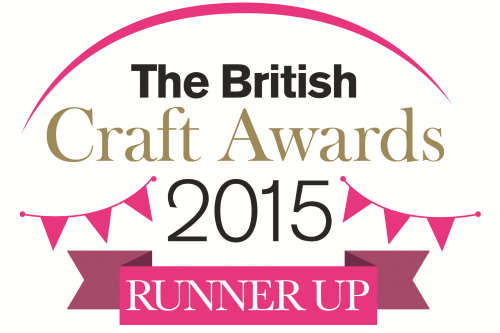 British Craft Awards 2015 Runner Up