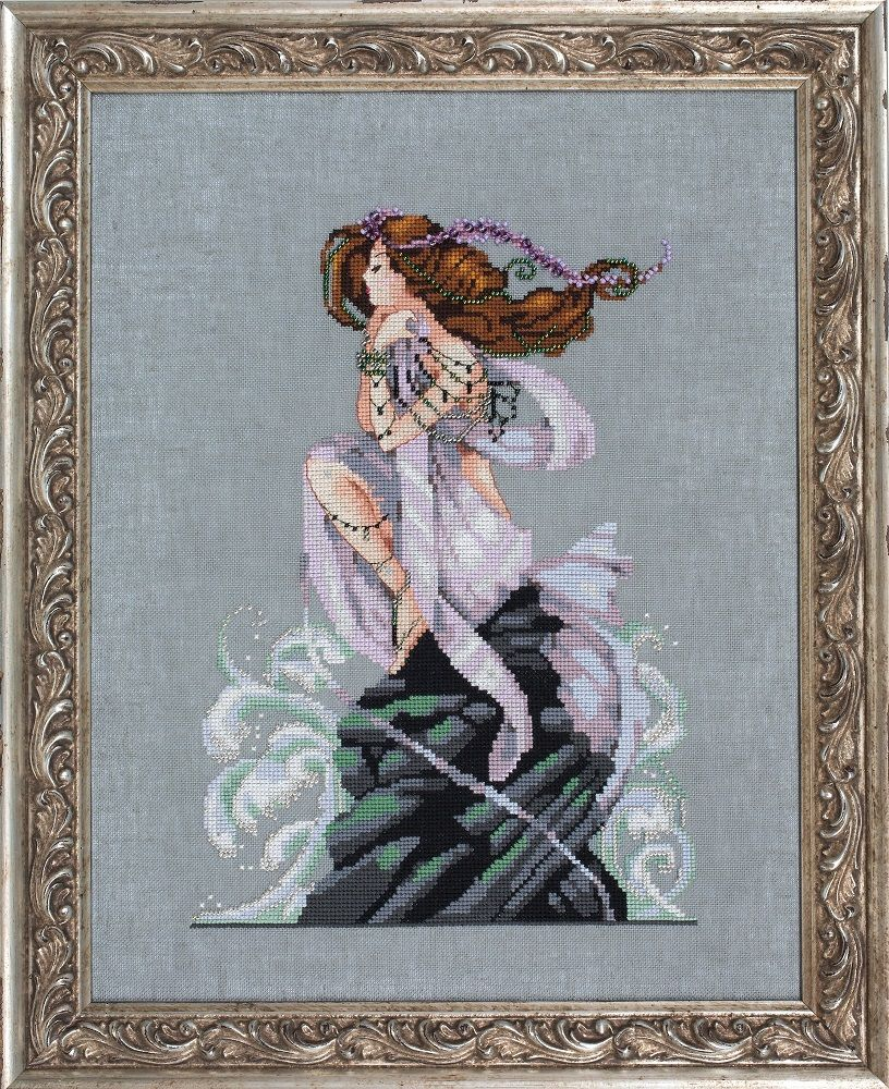 Mirabilia md149 andromeda cross stitch chart pack nvjuhfo Image collections
