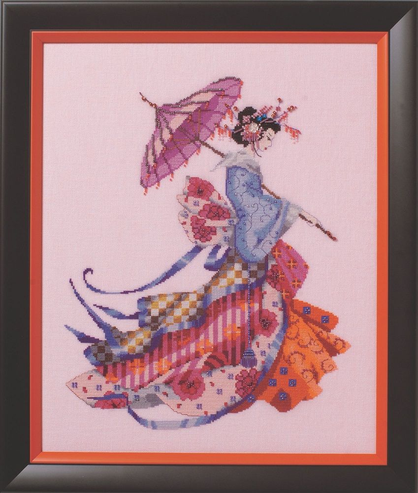 Anchor cross stitch embroidery threads mirabilia designs nvjuhfo Image collections